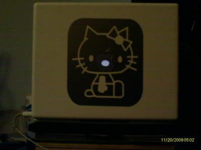 hello kitty ibook