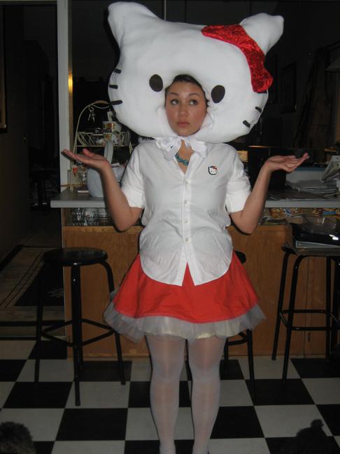 Halloween hello kitty hell hello kitty halloween costume solutioingenieria Gallery