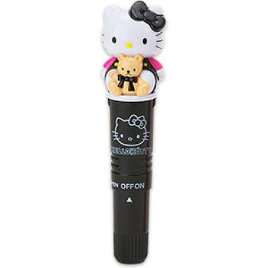 Hello Kitty vibrator black