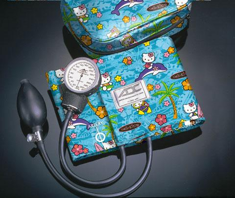 Hello Kitty blodd pressure gauge