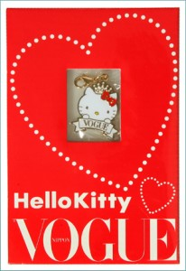 Hello Kitty vogue cover