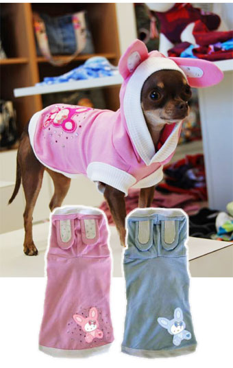 Hello Kitty dog wear