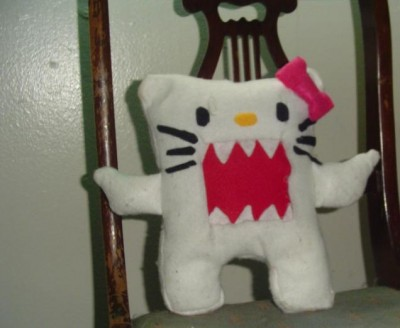 hello kitty domokitty