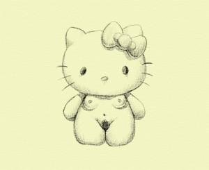 hello-kitty-nude