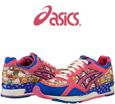 Hello Kitty Asics shoes