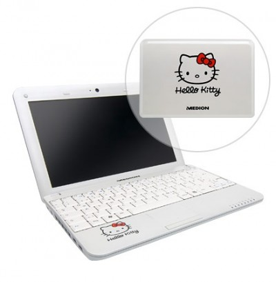 hello kitty netbook