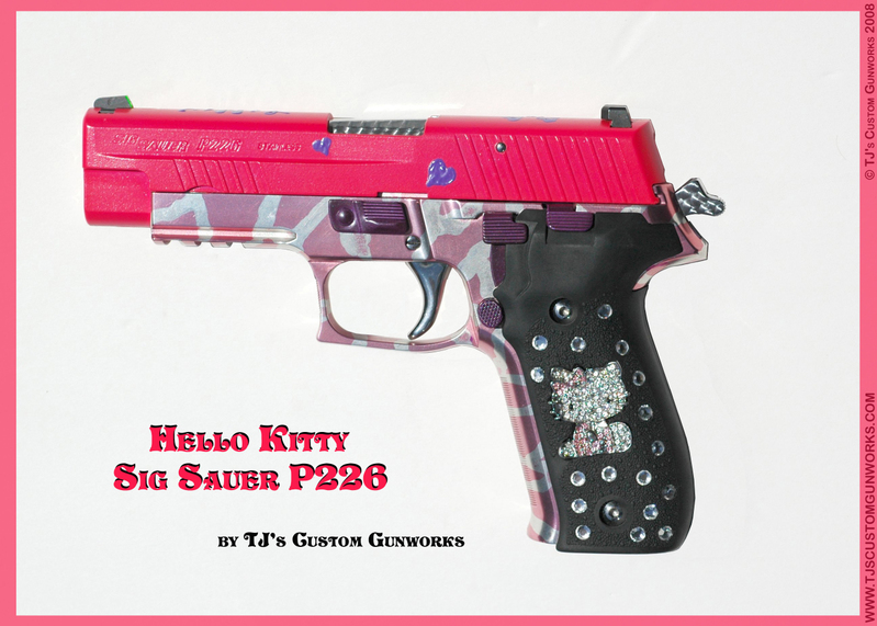 This Is What Happens When You Sell Pink Guns That Look Like Toys ...