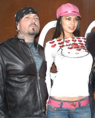 Hello Kitty Tera Patrick fashion