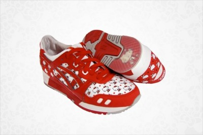 Hello Kitty Asics redstar shoes