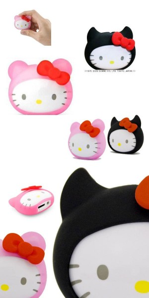Hello Kitty mp3 player styles