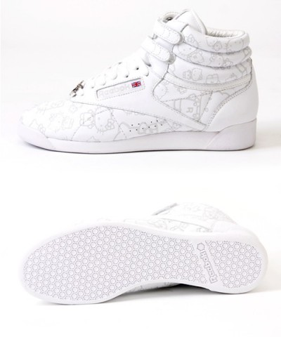 Hello Kitty Reebok shoes