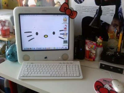 Hello Kitty emac