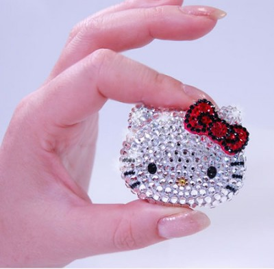 Hello Kitty crystal music player