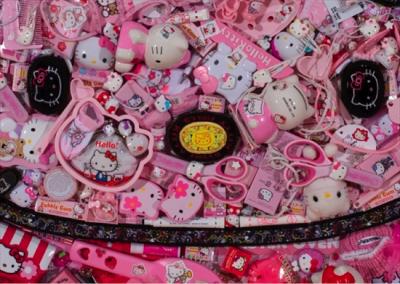 Hello Kitty face