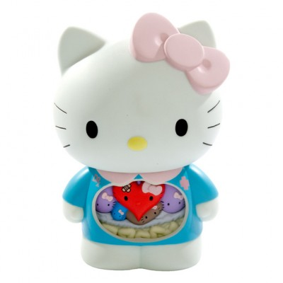 Hello Kitty Dr Romanelli internal organs figure