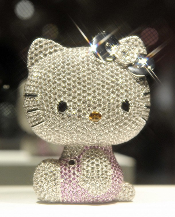 jewelry � hello kitty hell