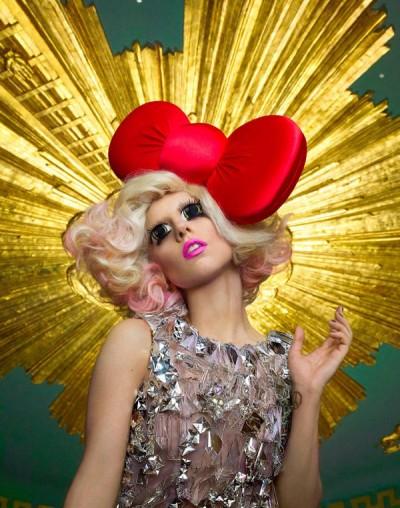 Hello Kitty Lady Gaga bow