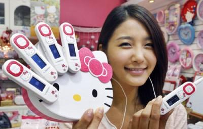 Hello Kitty Samsung