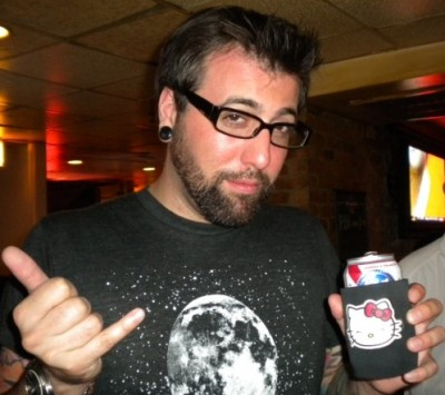 hello kitty boyfriend beer