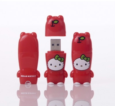 Hello Kitty Mimobot apple
