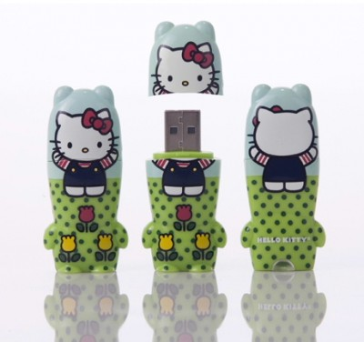 Hello Kitty Mimobot fun