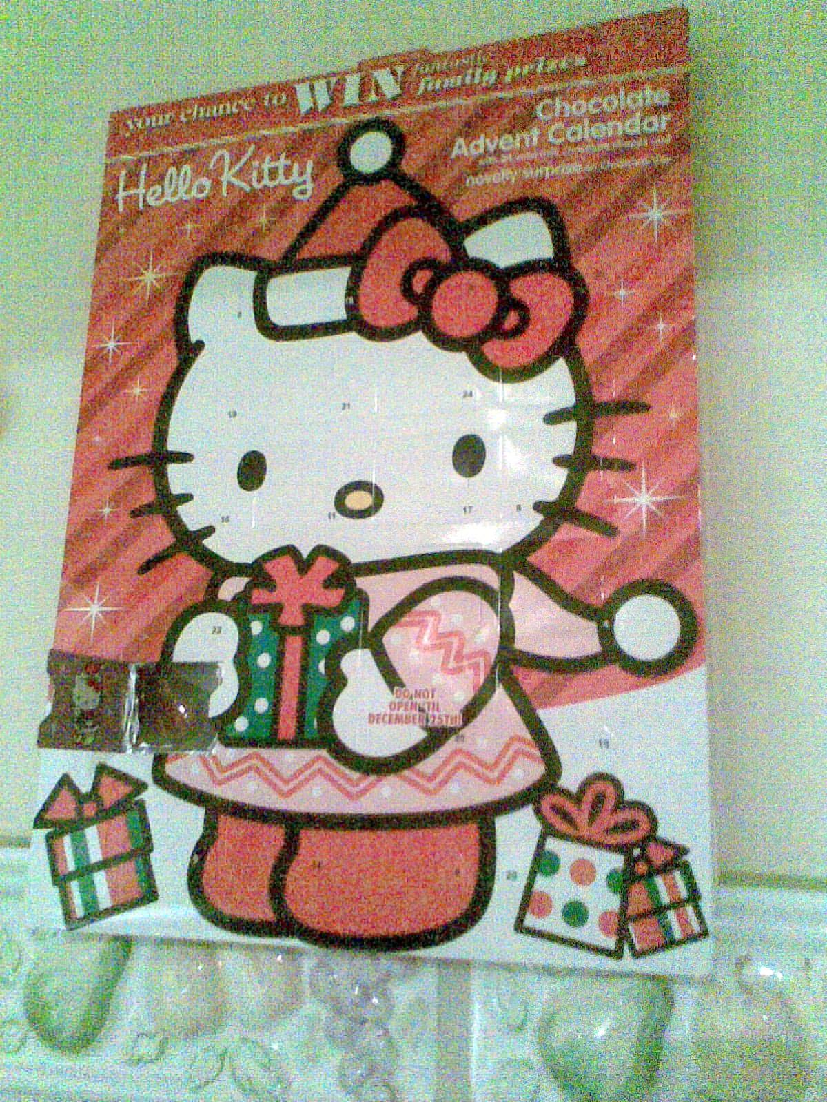 hello kitty adventi naptár Hello Kitty Advent Calendar – Hello Kitty Hell hello kitty adventi naptár