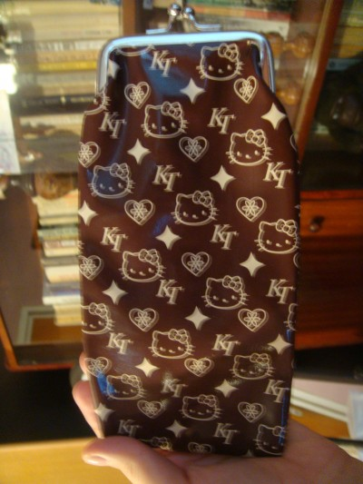 Hello Kitty Louis Vuitton purse