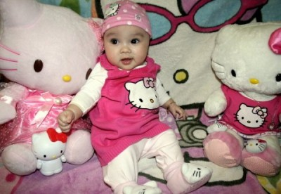 hello kitty baby stuff