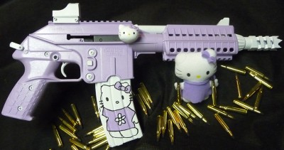 hello kitty pistol