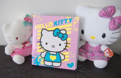 hello kitty wedding preparation book