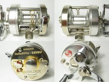 hello kitty reel