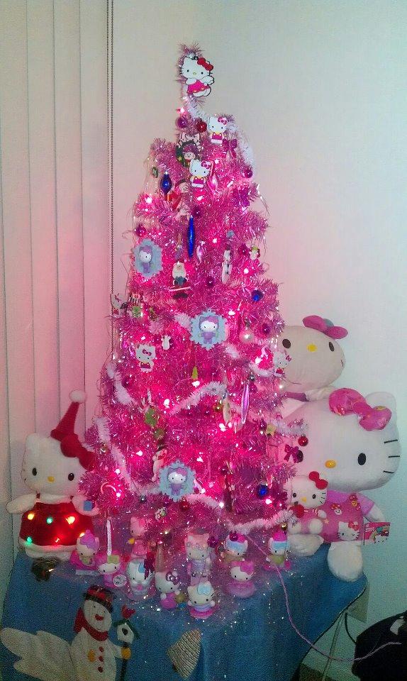 Hello Kitty Christmas Tree.Hello Kitty Christmas Tree 2011 Hello Kitty Hell