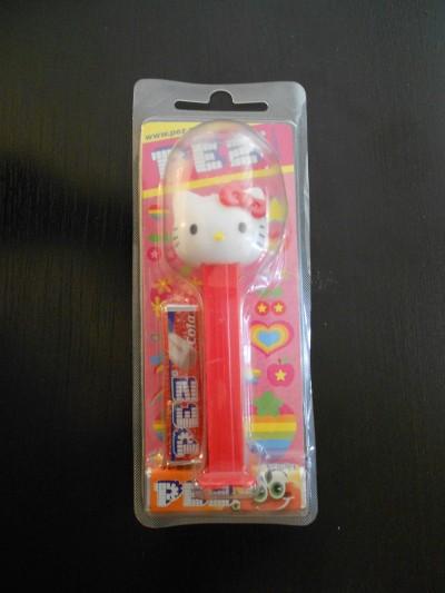 Hello Kitty PEZ dispenser
