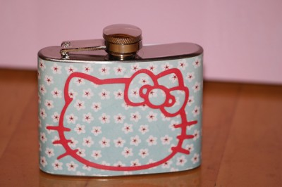 Hello Kitty drink flask