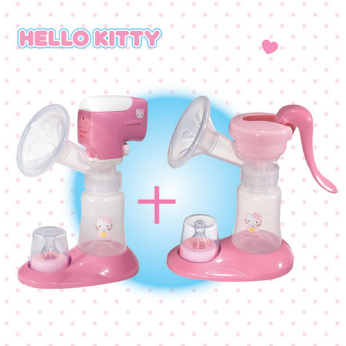 Hello kityt electric and hand breast pump